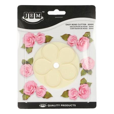 Easy Rose Cutter 80mm