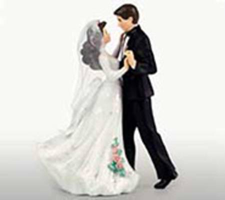 Cake Topper - First Dance