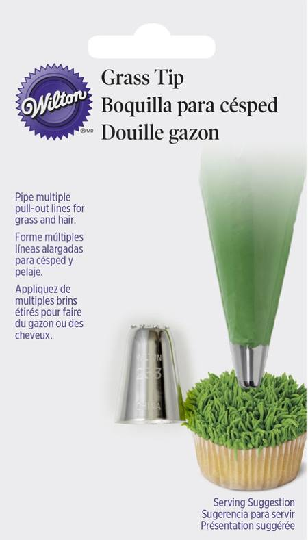 Nozzle, Grass Tip, Carded