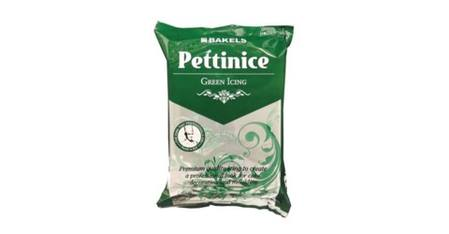 Pettinice, Green 750gm - Fondant, BBF, 01/11/20