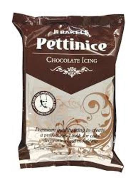 Pettinice, Chocolate 750gm - Fondant, BBF, 01/10/20