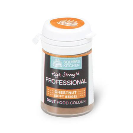 SK Food Colour Dust 4g - Chestnut (Soft Beige)