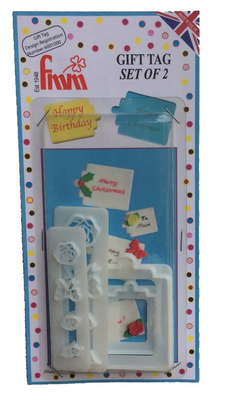 Gift Tag Cutters - Set of 2