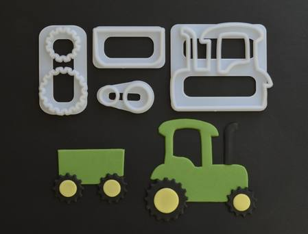 Buy Tractor Cutter Set in NZ.