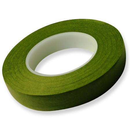 Floral Tape - Moss Green 12 mm