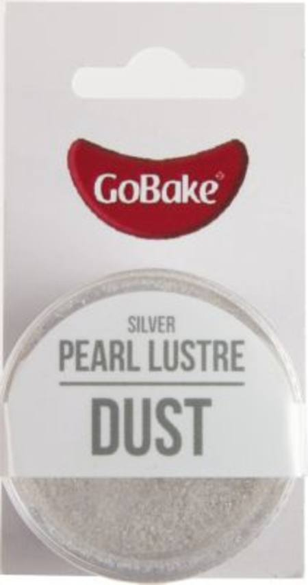 PEARL LUSTRE DUST SILVER 2G