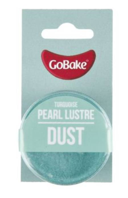 PEARL LUSTRE DUST TURQUOISE 2G