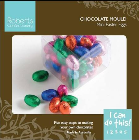 Chocolate Mould Mini Easter Egg
