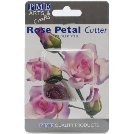 Rose Flower Petal, set of 4
