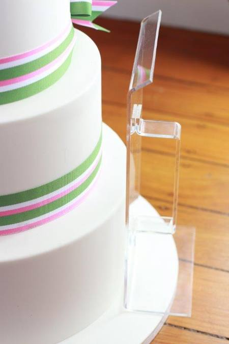 Professional Right Angle Cake Smoother