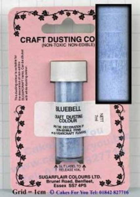Craft Dusting colour - Bluebell