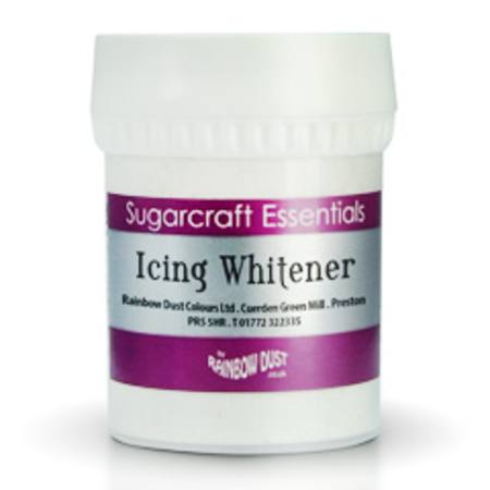 Icing Whitener 25gm - powder