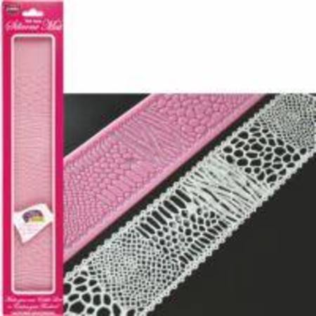 Antoinette Wet Lace Silicone Mat 390x80mm