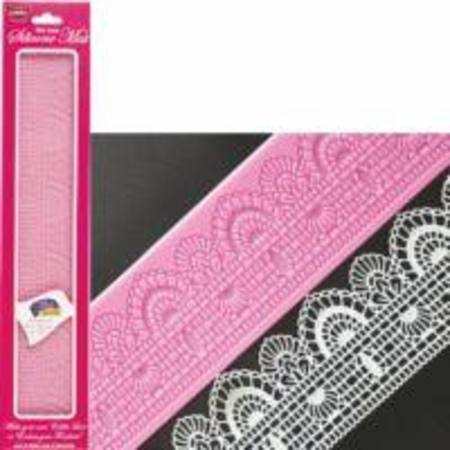 Clara Wet Lace Silicone Mat 390x80mm