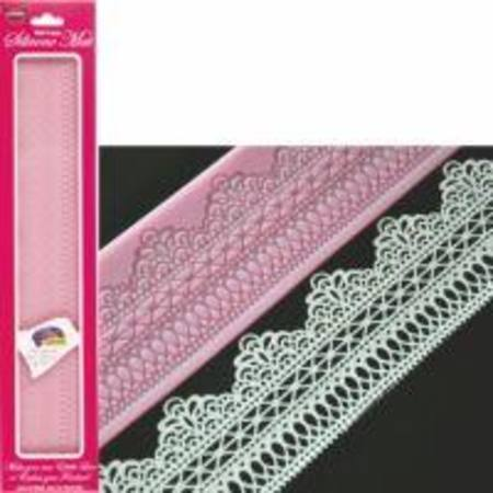 Matilda Wet Lace Silicone Mat 390x70mm